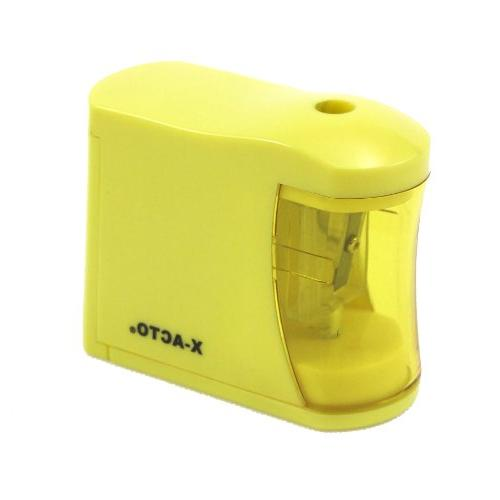 ELMERS Battery-Powered Pencil Sharpener, May
