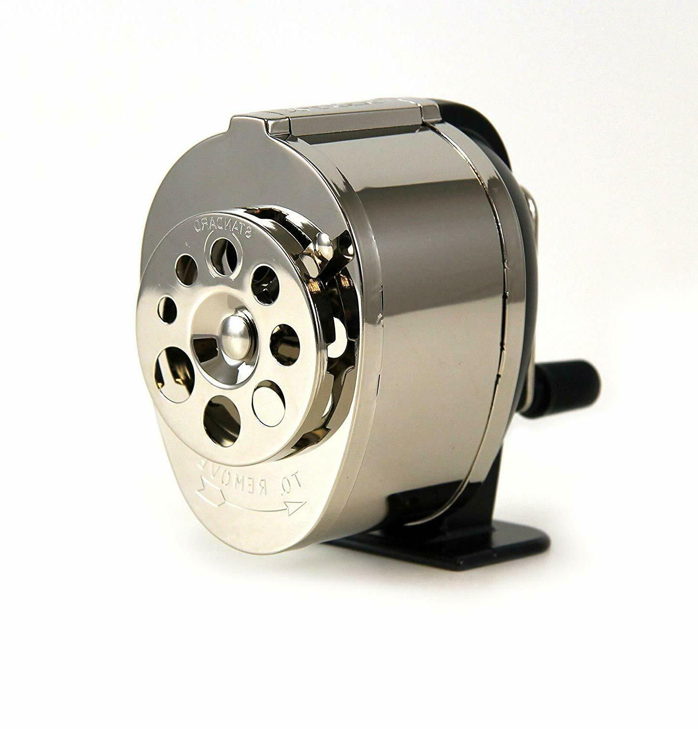 Pencil Sharpener Vintage Metal Mountable on wall or table