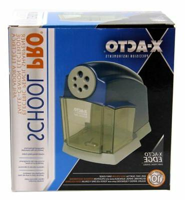 X-ACTO® SchoolPro® Electric Pencil Sharpener