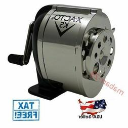 Manual Pencil Sharpener Boston X Acto KS School Table or Wal