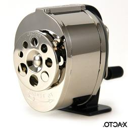 Manual Pencil Sharpener by X-ACTO | 8 Sizes Metal Finish Wal