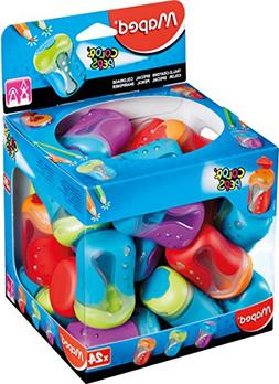 Maped Color'Peps 2 Hole Pencil Sharpeners - Assorted Colours