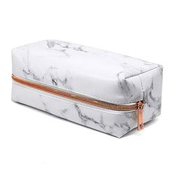 LiPing Marble Molding Pencil Bag Pocket Protector Storage Ho