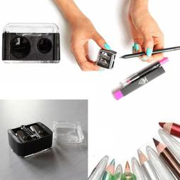 New Precision Cosmetic Pencil Sharpener for Eyebrow Lip Line