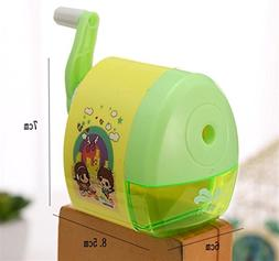 Wanrane Office Products Pencil Sharpeners 1Pc Child Cartoon