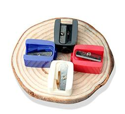 Wanrane Office Products Pencil Sharpeners 6Pcs Simple Style