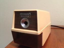 Panasonic, , KP-100N, Electric Pencil Sharpener, With Auto S
