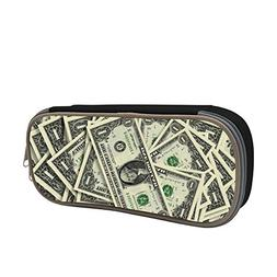 Pencil Case,Counting Money into Soft Hands Large Capacity Pe