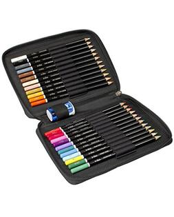 ColorIt Colored Pencil Set of 24 - Includes Premium Colored