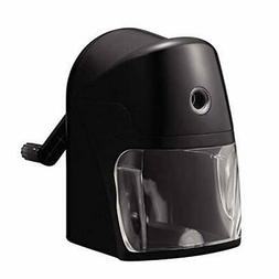 Kutsuwa pencil sharpener black RS025BK STAD super safety fro