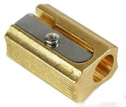 DUX Pencil Sharpener brass DX4112