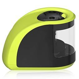 Pencil Sharpener UrBen Electric Pencil Sharpener with Double
