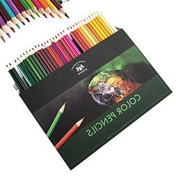 Forestking Colored Pencils Set For Adults And Kids Box of 72