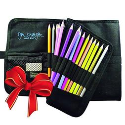 Colored Pencils Set - TuKnon 48 Artist Quality Drawing Penci