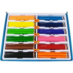 Maped Color 'Peps Triangular Colored Pencils School Pack, As