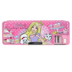 Aisa Colorful Cartoon Character Pencil Case Beautiful BB Pin