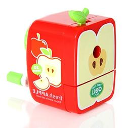Bao Core Portable Fruit Pencil Sharpener Portable Sharpen Pe