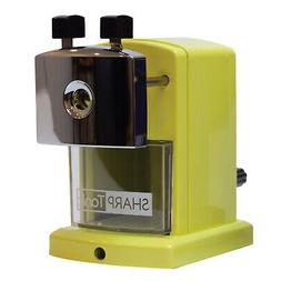 SharpTank Portable Pencil Sharpener  | Compact & Quiet Class