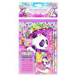 Lisa Frank Purple School Stationery Set For Girls