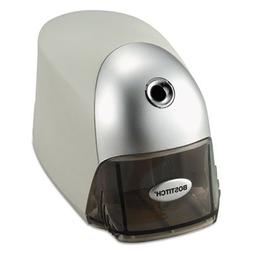 QuietSharp Executive Electric Pencil Sharpener, Gray, Sold a