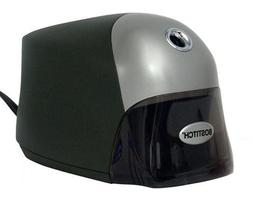 Bostitch QuietSharp Executive Electric Pencil Sharpener, Bla