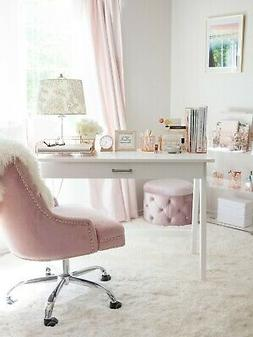Blu Monaco Office Supplies Rose Gold Desk Accessories for Wo