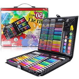 R • HORSE 150 PCS Art Set Art Supplies for Drawing and Pai