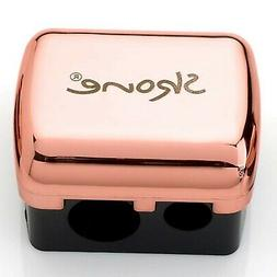 Skone Signature Rose Gold Pencil Sharpener
