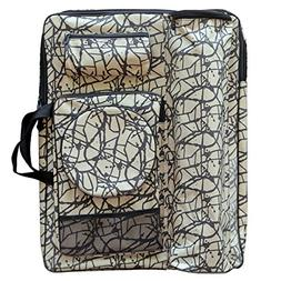 Transon Waterproof Art Portfolio Bag Tote and Backpack Oxfor