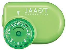 Kutsuwa STAD Angle Adjustable Pencil Sharpener T'GAAL, Green