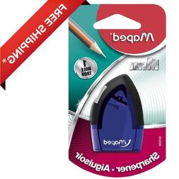 Maped Tonic 1-Hole Pencil Sharpener With Metal Insert 2-1/2