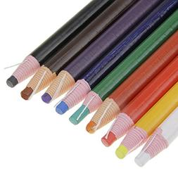 Peel-Off China Markers Grease Wax Pencil for Glass Cellophan