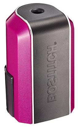 Bostitch Vertical Battery Pencil Sharpener, Purple