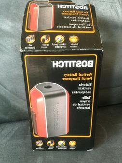 BOSTITCH VERTICAL BATTERY PENCIL SHARPENER - NEW IN BOX BUT