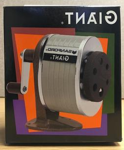 vintage giant heavy duty pencil sharpener 51131