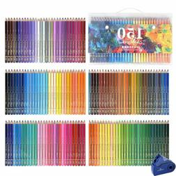 water soluble coloring pencil 150 color set