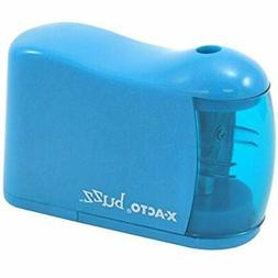 X-Acto 2012685 Buzz Battery Pencil Sharpener, Assorted Color