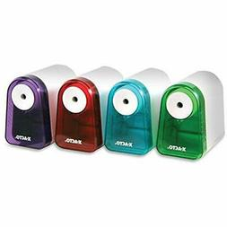 X-ACTO 2012686 Mighty Mite Battery Pencil Sharpener, Prevent