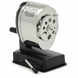 X-acto KS Manual Vacuum Mount Classroom Pencil Sharpener