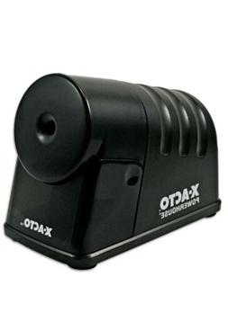 X-ACTO Powerhouse Desktop Electric Pencil Sharpener Black 17