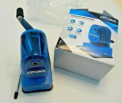 Pencil Sharpener X-ACTO Vacuum Mount Manual  Blue, Lt Weight